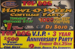 TOPDOG_sojo_anthony_topdog_ house_great_dj_superstar_celeb_FLYER_halloween_party_ rs