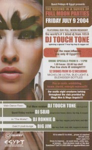 Touch_tone_ronnie_d anthony_sojo_house_great_dj_superstar_celeb_FLYER_party_ rs