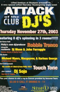 robbie tronco touch tone sojo anthony shampoo house great dj superstar 2 rs